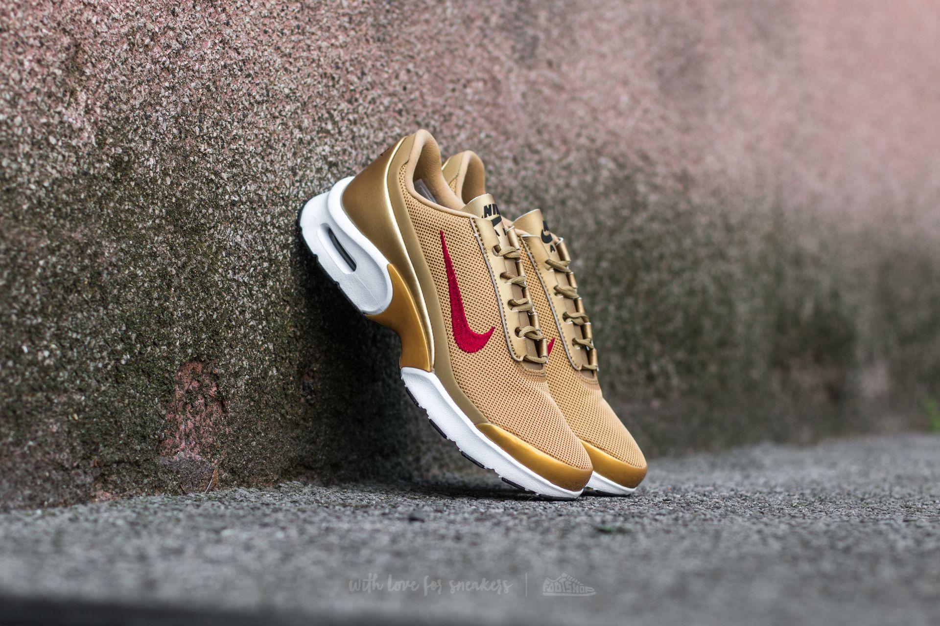 Nike Air Max Jewell QS Metallic Gold  Varsity Red  49f30283af