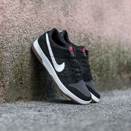 huge discount e7032 3ba80 Nike SB Zoom Dunk Low Elite Black/ White-Gum Light Brown ...