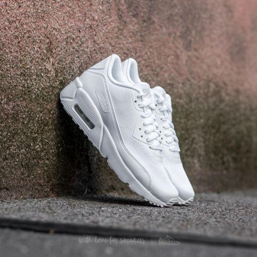 cheap for discount 45330 7b8fc Nike Air Max 90 Ultra 2.0 (GS) White/ White-White | Footshop