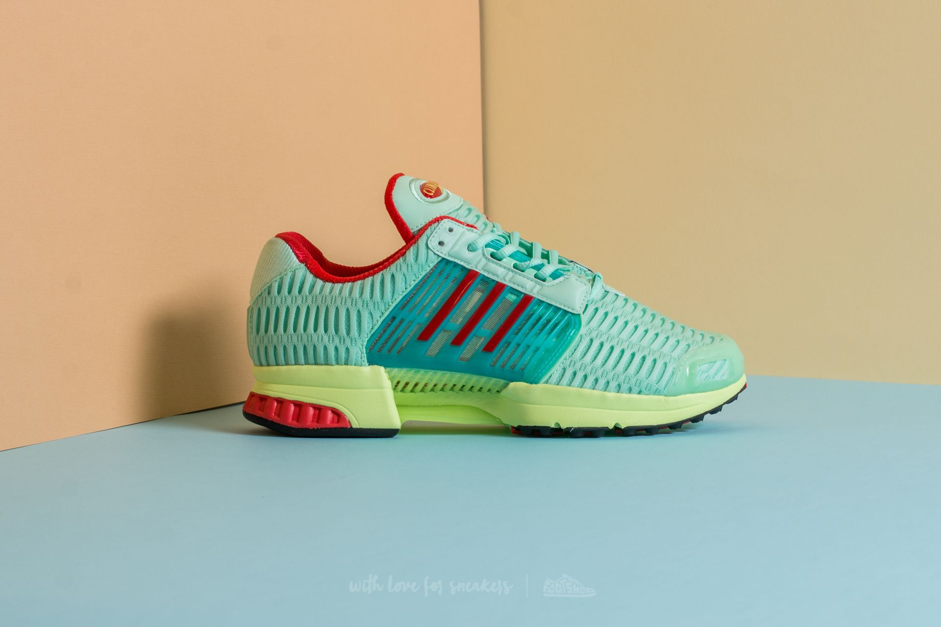 super popular 95dc8 e685e adidas Climacool 1 Frozen Green/ Semi Frozen Yellow/ Core ...