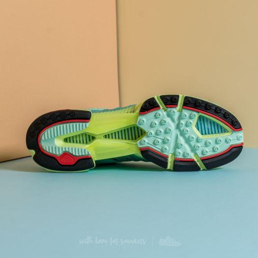 adidas Climacool 1 Frozen Green Semi Frozen Yellow Core Red | Footshop
