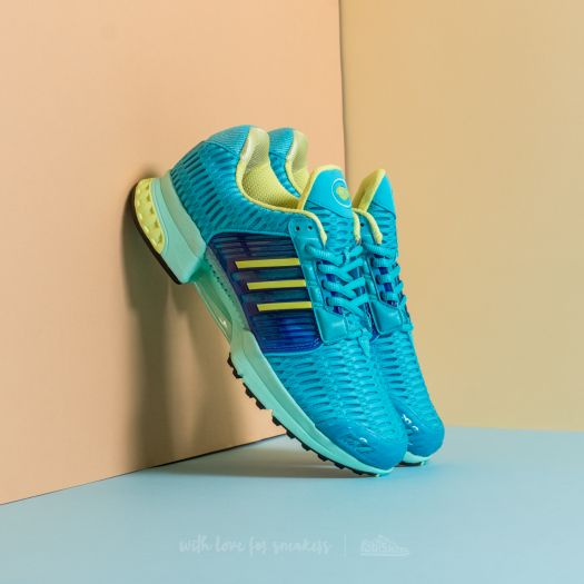 more photos baa20 21269 adidas Climacool 1 Bright Cyan/ Semi Frozen Yellow/ Purple ...