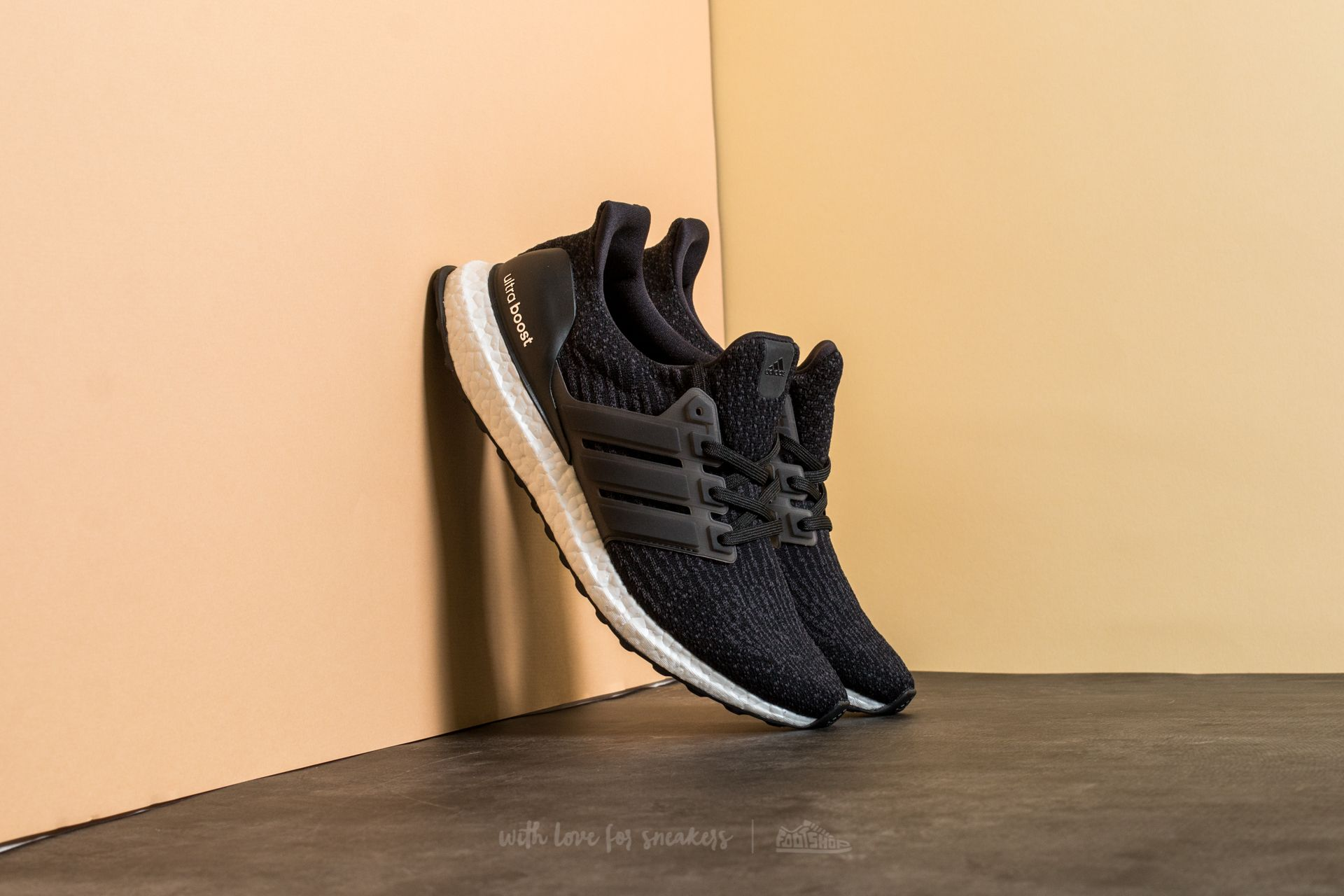 cca70293b31 adidas UltraBoost Core Black  Dark Grey