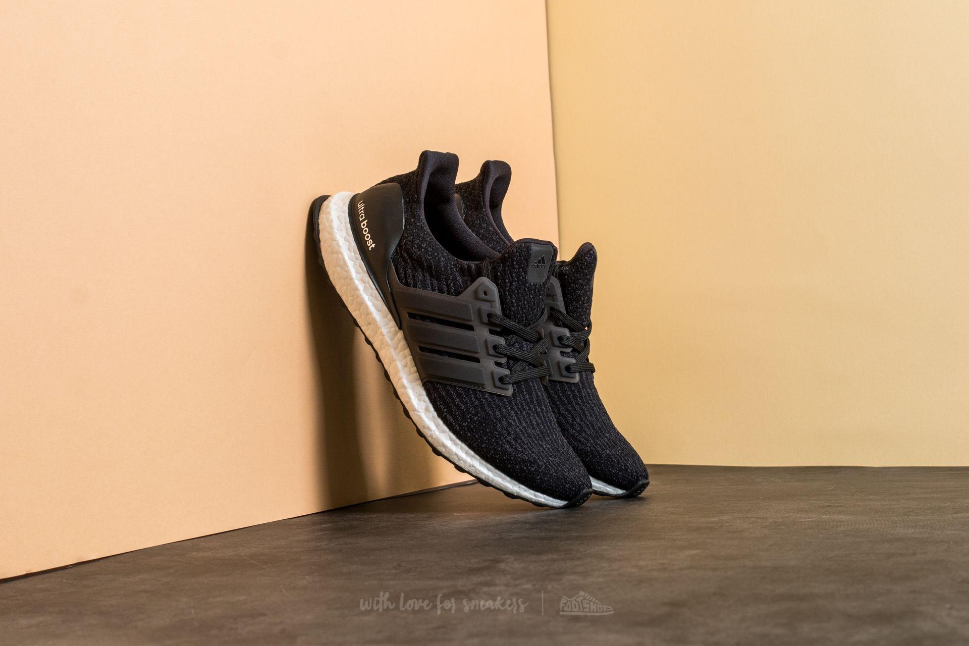 new styles 7251b 3909a adidas Ultra Boost w Core Black/ Dark Grey | Footshop