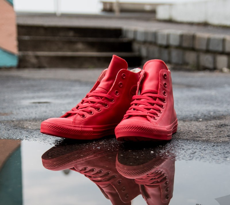 Converse CT Hi Red