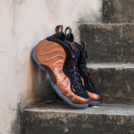 newest collection d2e81 43b5e Nike Air Foamposite One Black/ Metallic Copper-Black ...