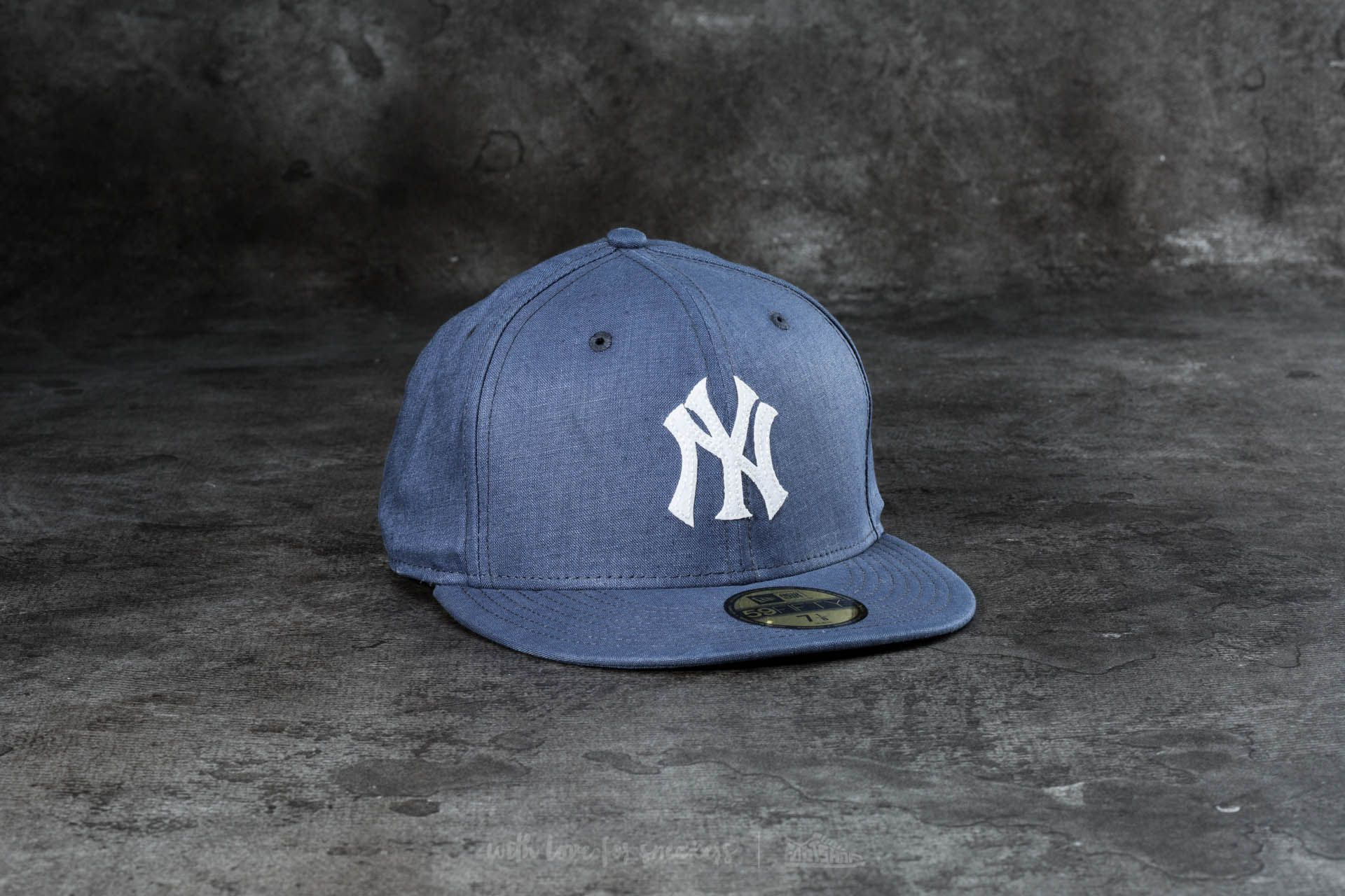 New Era 59Fifty Linen Coop Fitted New York Yankees Cap