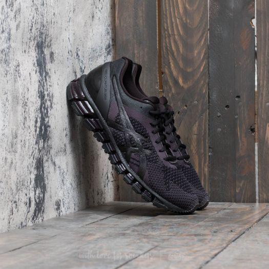brand new 3ef12 b8d0b Asics Gel-Quantum 360 Knit Black/ Onyx/ Dark Grey | Footshop