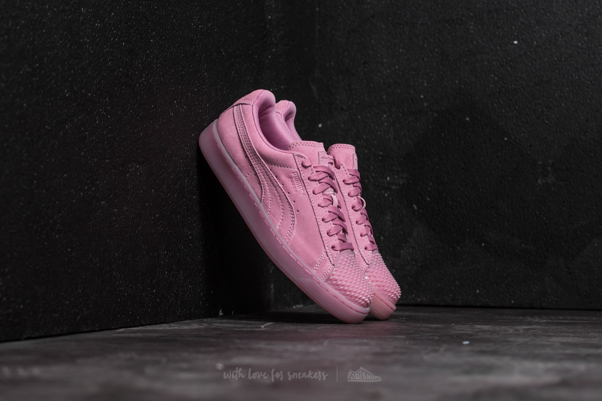 Puma Suede Jelly Wn's Prism Pink Prism Pink