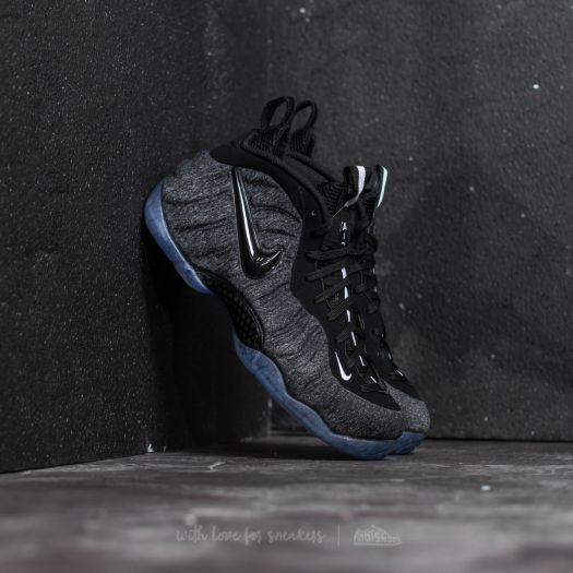 separation shoes 27bf8 5e6ec Nike Air Foamposite Pro Dark Grey Heather/ Black-Black | Footshop