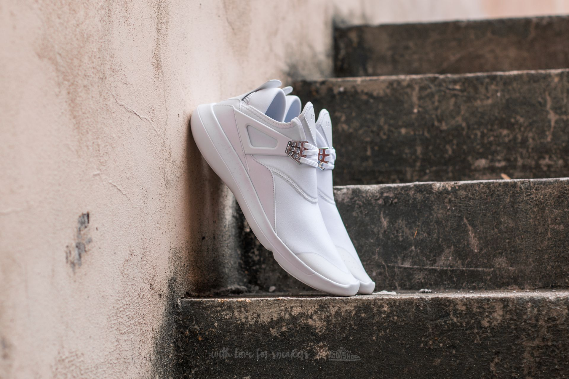 467986095f37ed Jordan Fly ´89 White  White-White-Chrome
