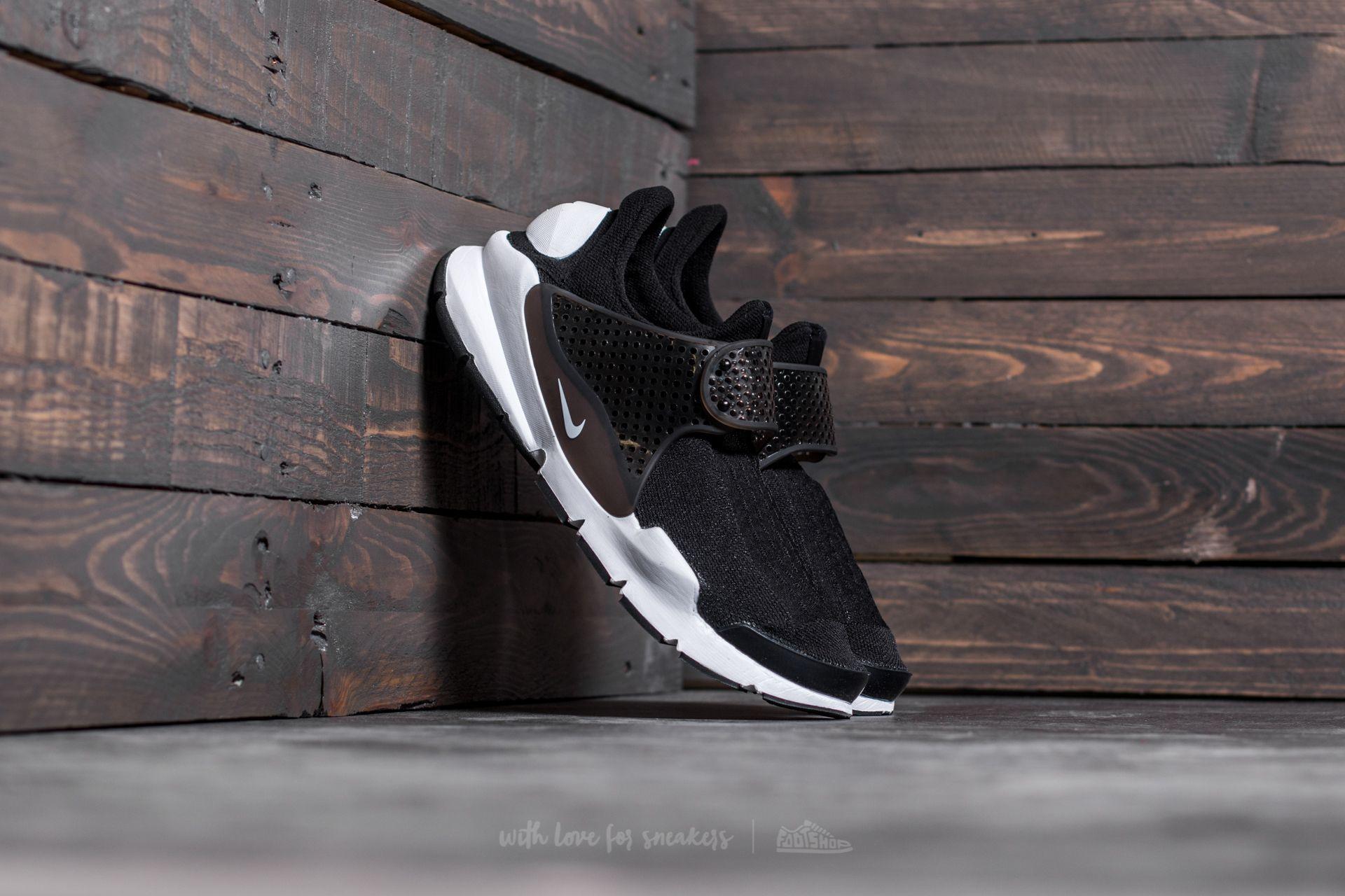 34d007bfb76d Nike Sock Dart KJCRD Black  White
