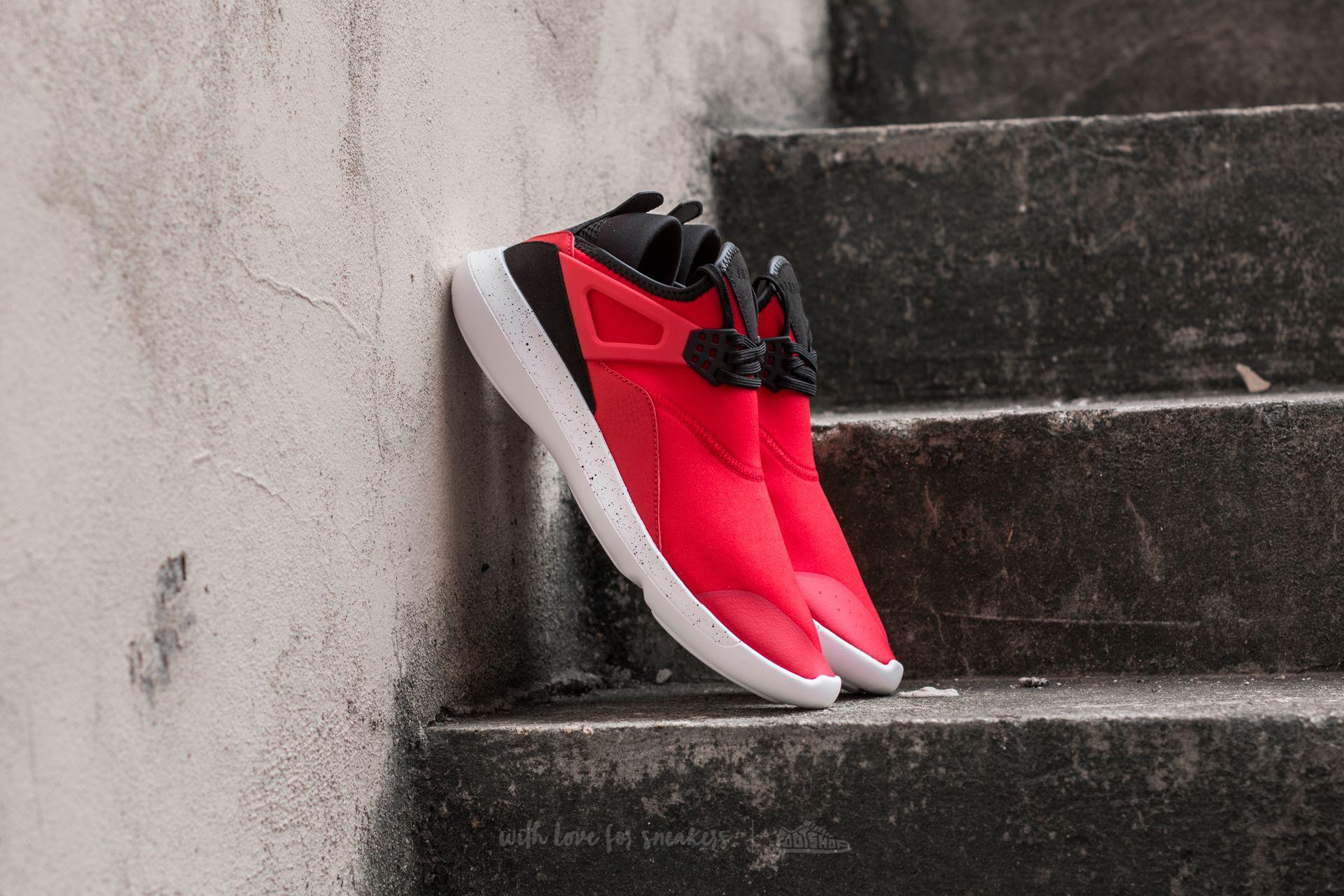 Jordan Fly ´89 University Red  Black-White  a85ef7d2c