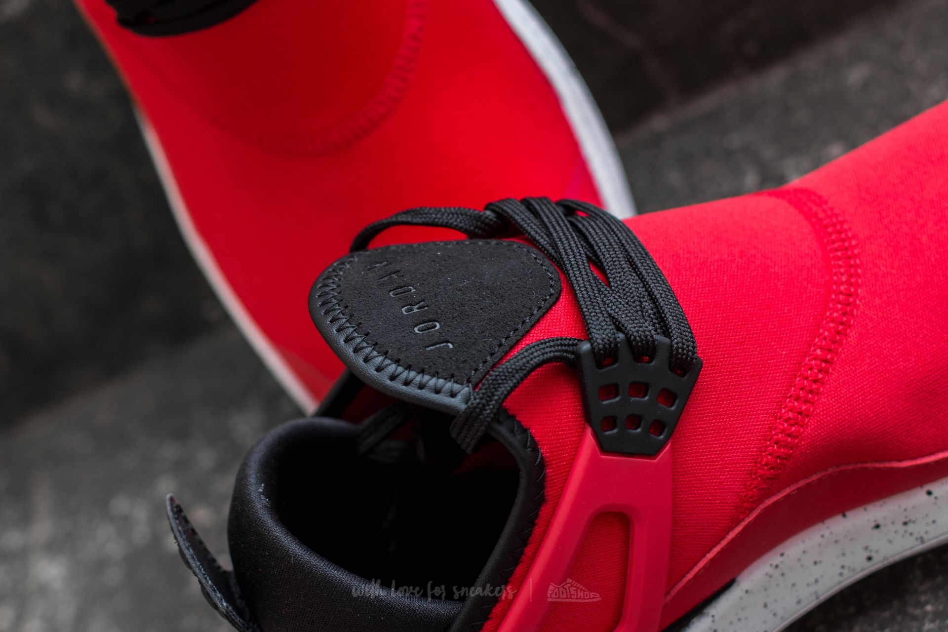 save off clearance sale cheap for sale Jordan Fly ´89 University Red/ Black-White   Footshop