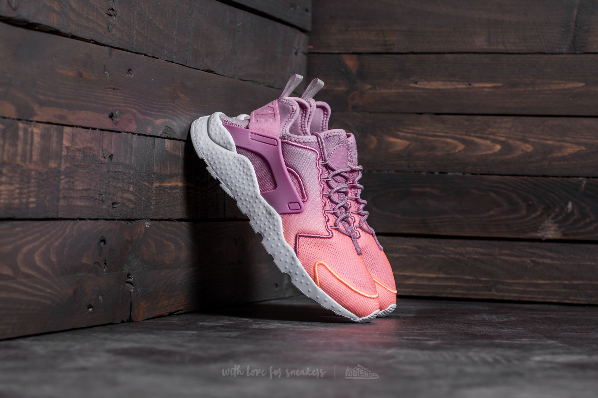 bd836164cc88 Nike W Air Huarache Run Ultra BR Orchid  Orchid-Sunset Glow ...
