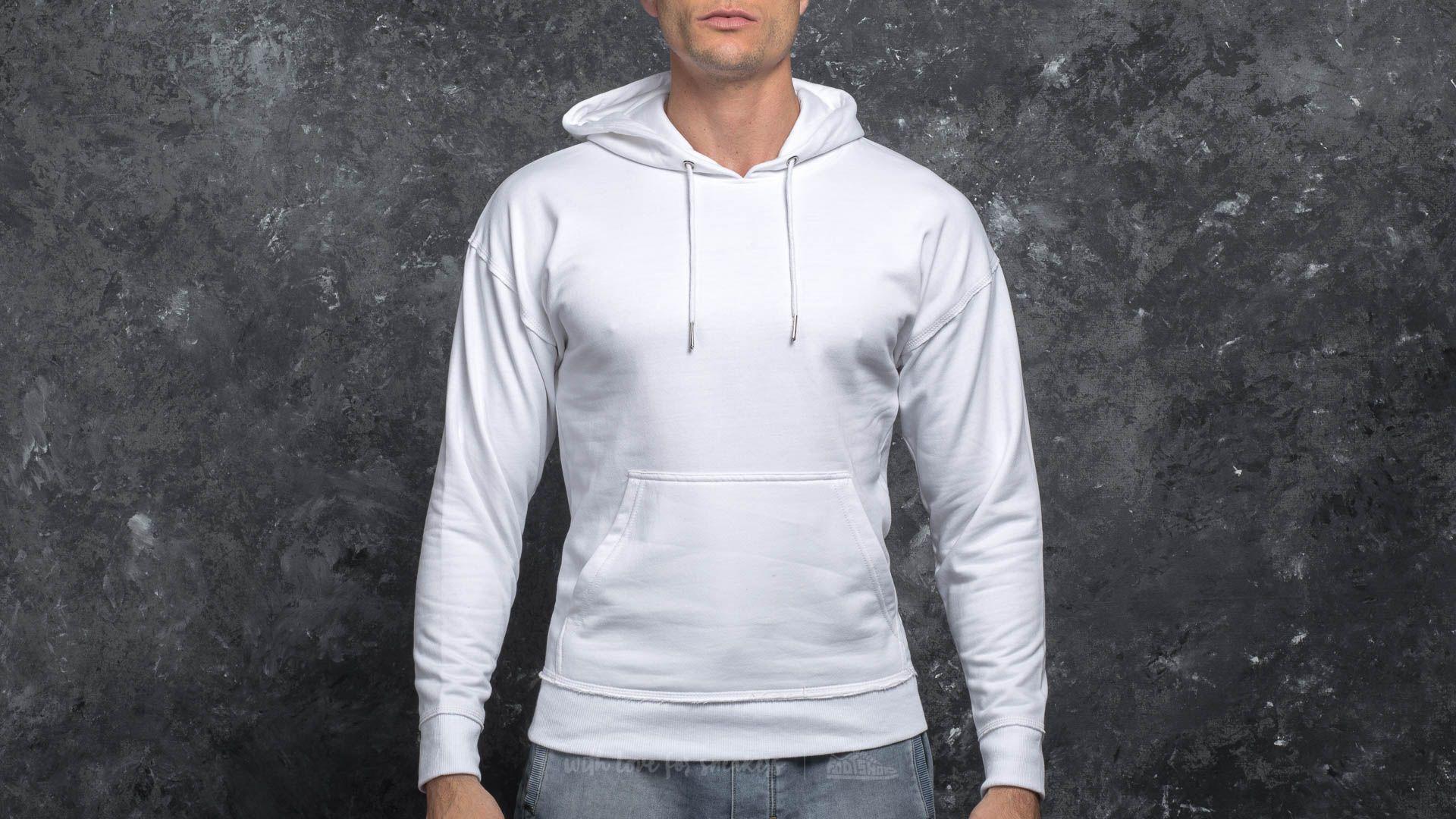 Urban Classics Oversized Sweat Hoody White