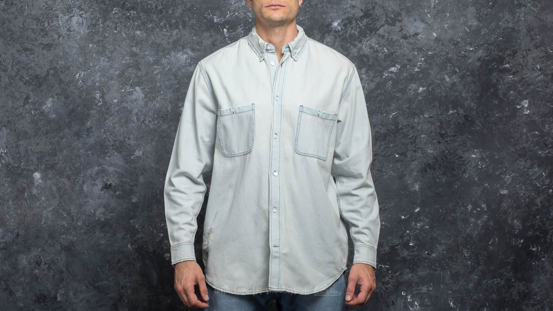 Cheap Monday Conduct Destroy Shirt