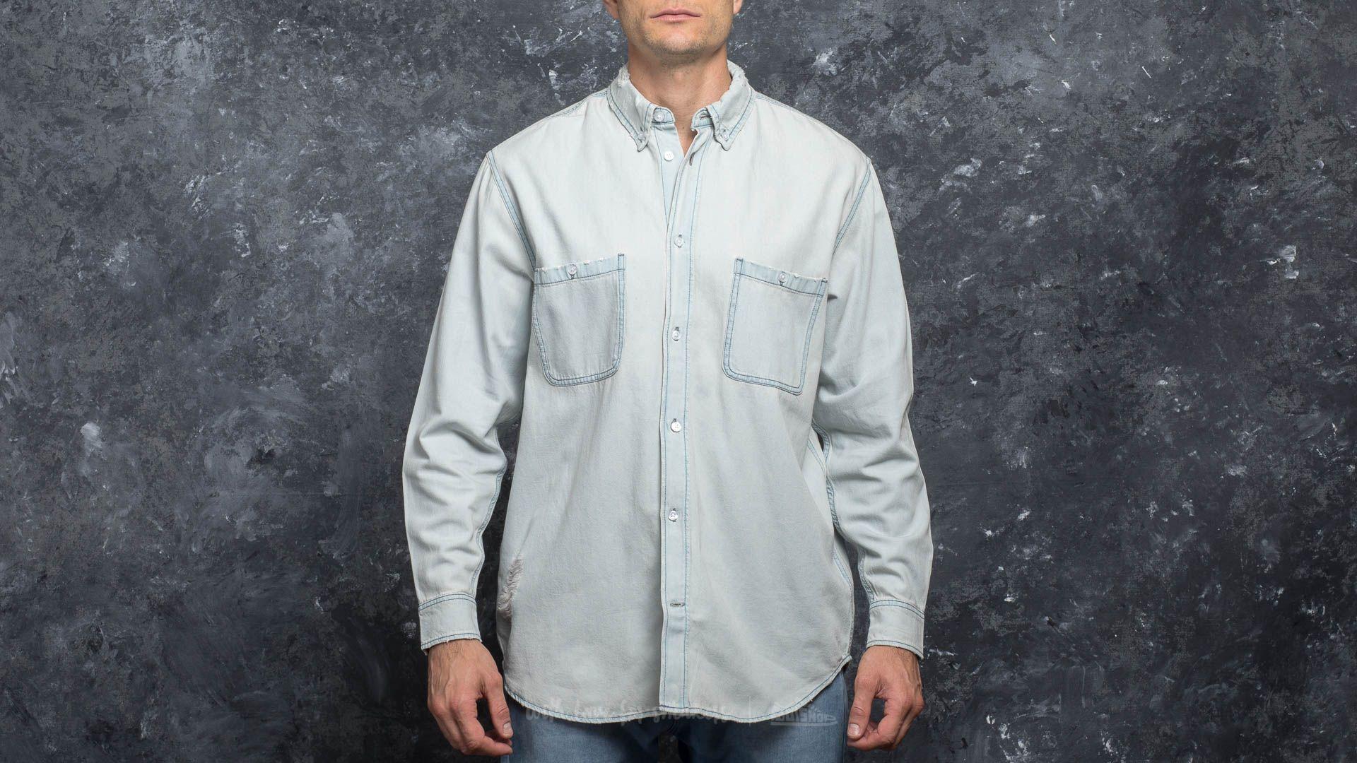 Cheap Monday Conduct Destroy Shirt Ultra Wash + Destroy za skvělou cenu 820 Kč koupíte na Footshop.cz