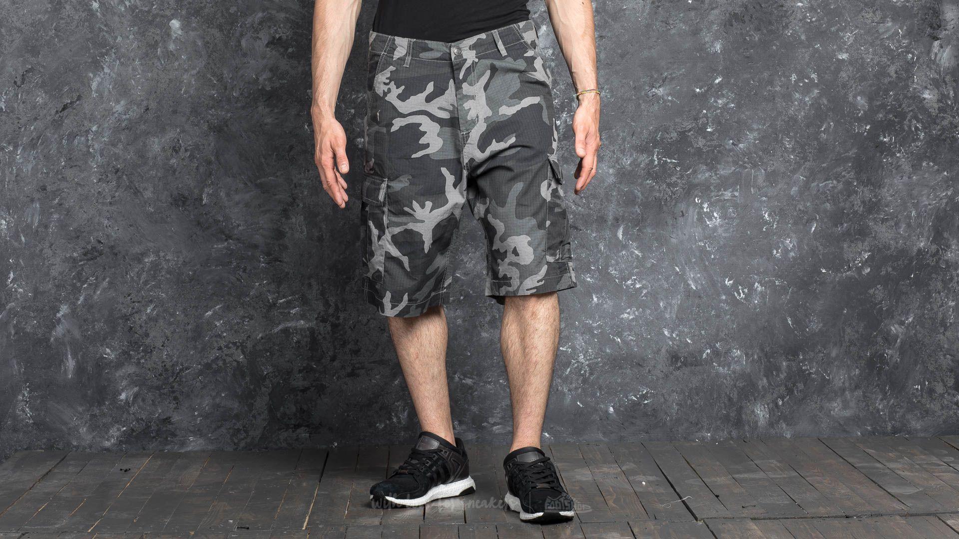Urban Classics Camouflage Cargo Shorts Urban Camo za skvělou cenu 479 Kč koupíte na Footshop.cz