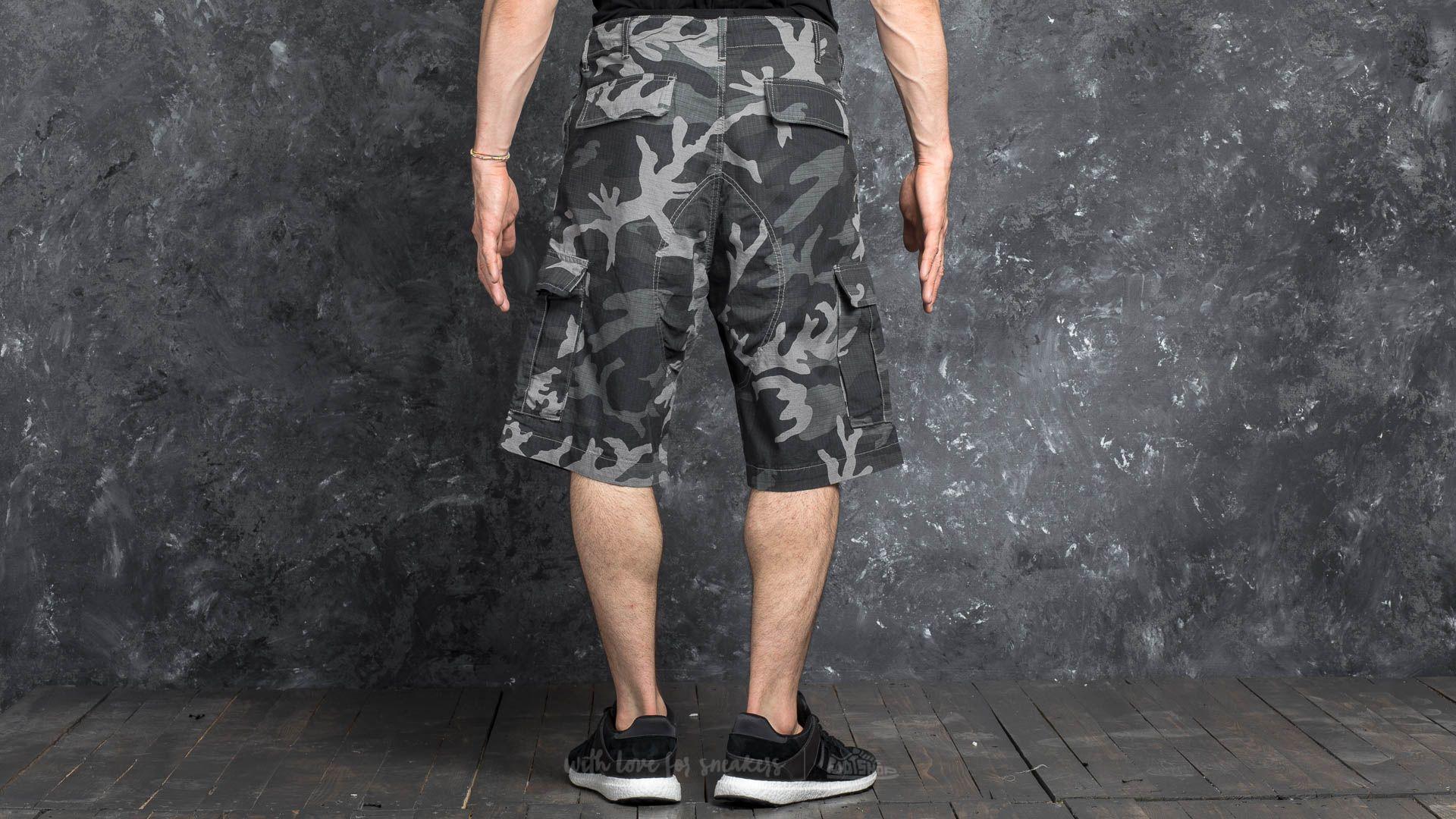 Urban Classics Camouflage Cargo Shorts Urban Camo za skvělou cenu 479 Kč  koupíte na Footshop. c76d589b01