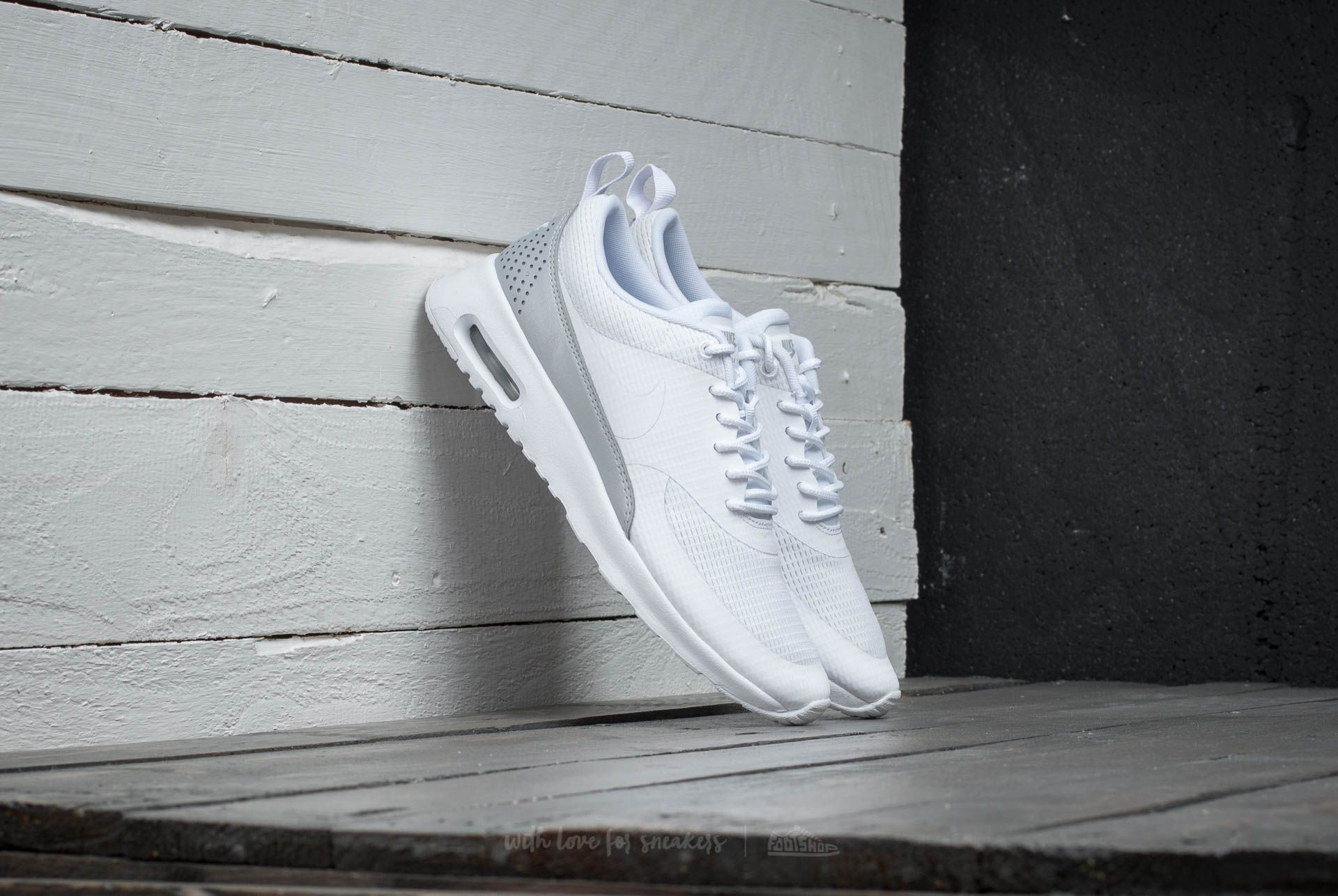 fcf8e8ed4bc Nike W Air Max Thea Txt White/ White | Footshop