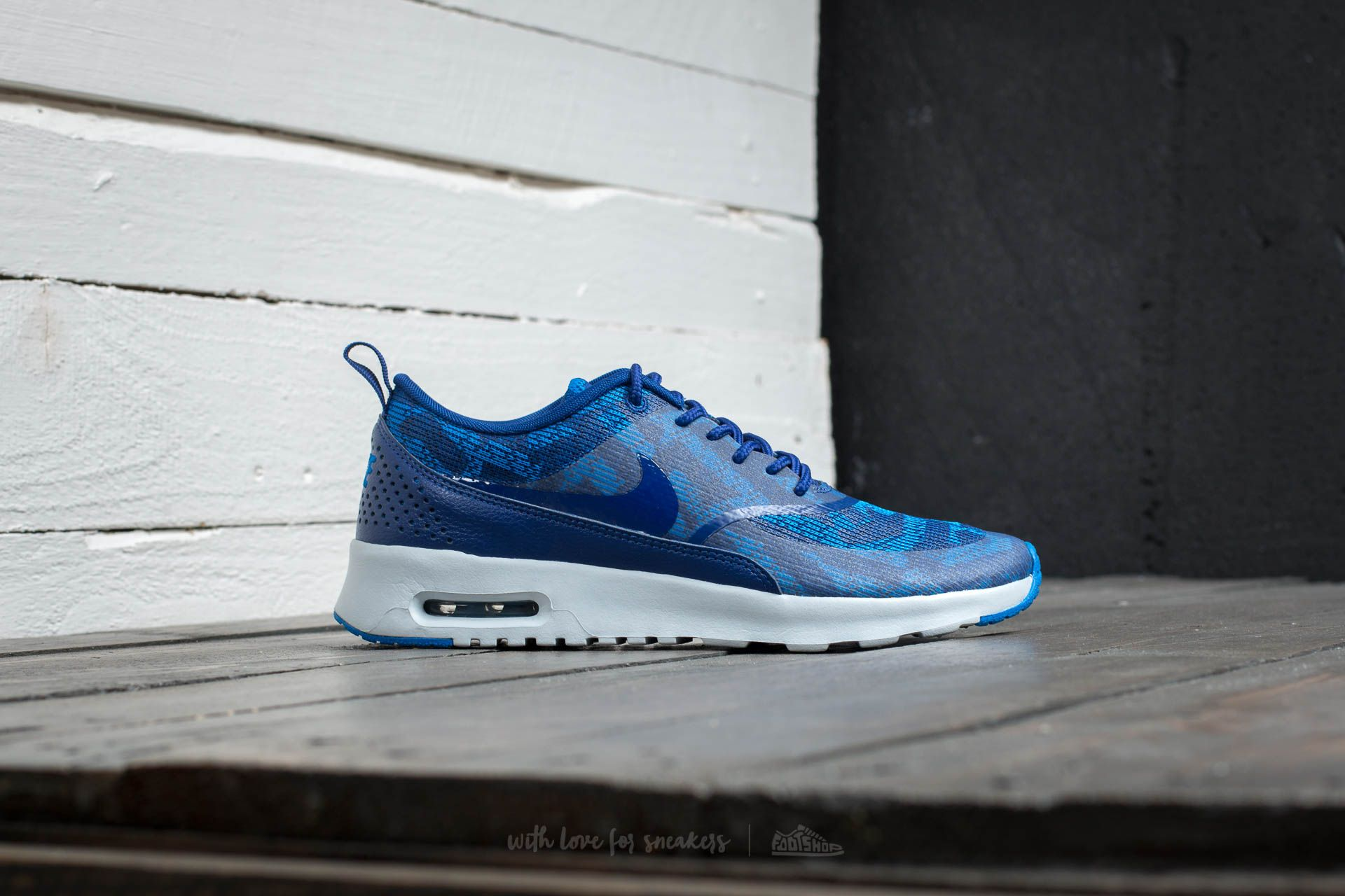 Nike W Air Max Thea KJCRD Deep Royal blue Deep Royal Blue