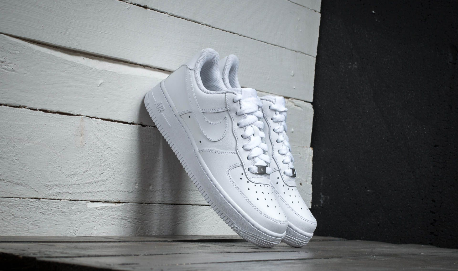 Nike Wmns Air Force 1 '07 White/ White EUR 37.5