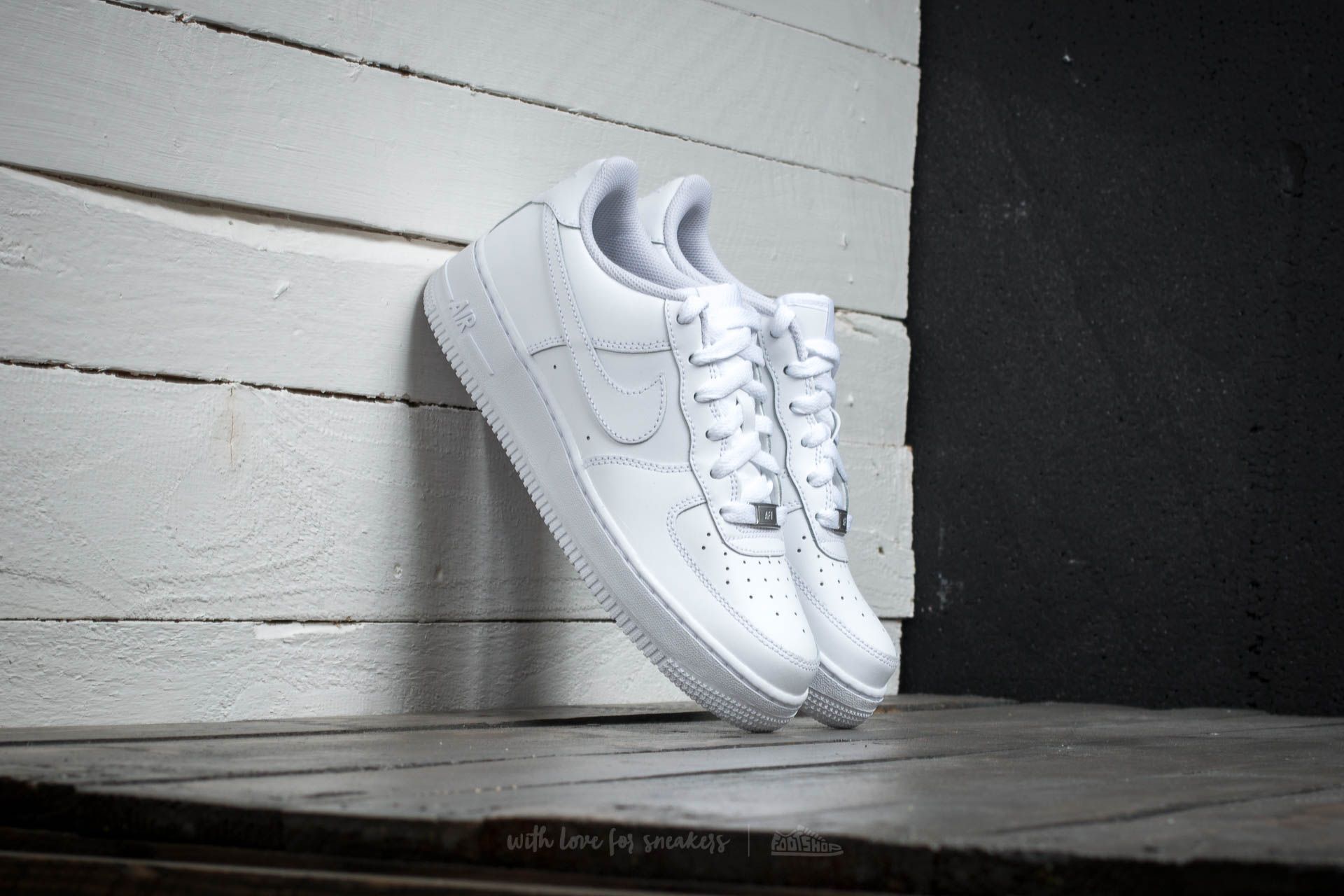 2427718579c Nike Air Force 1 (GS) White  White-White at a great price