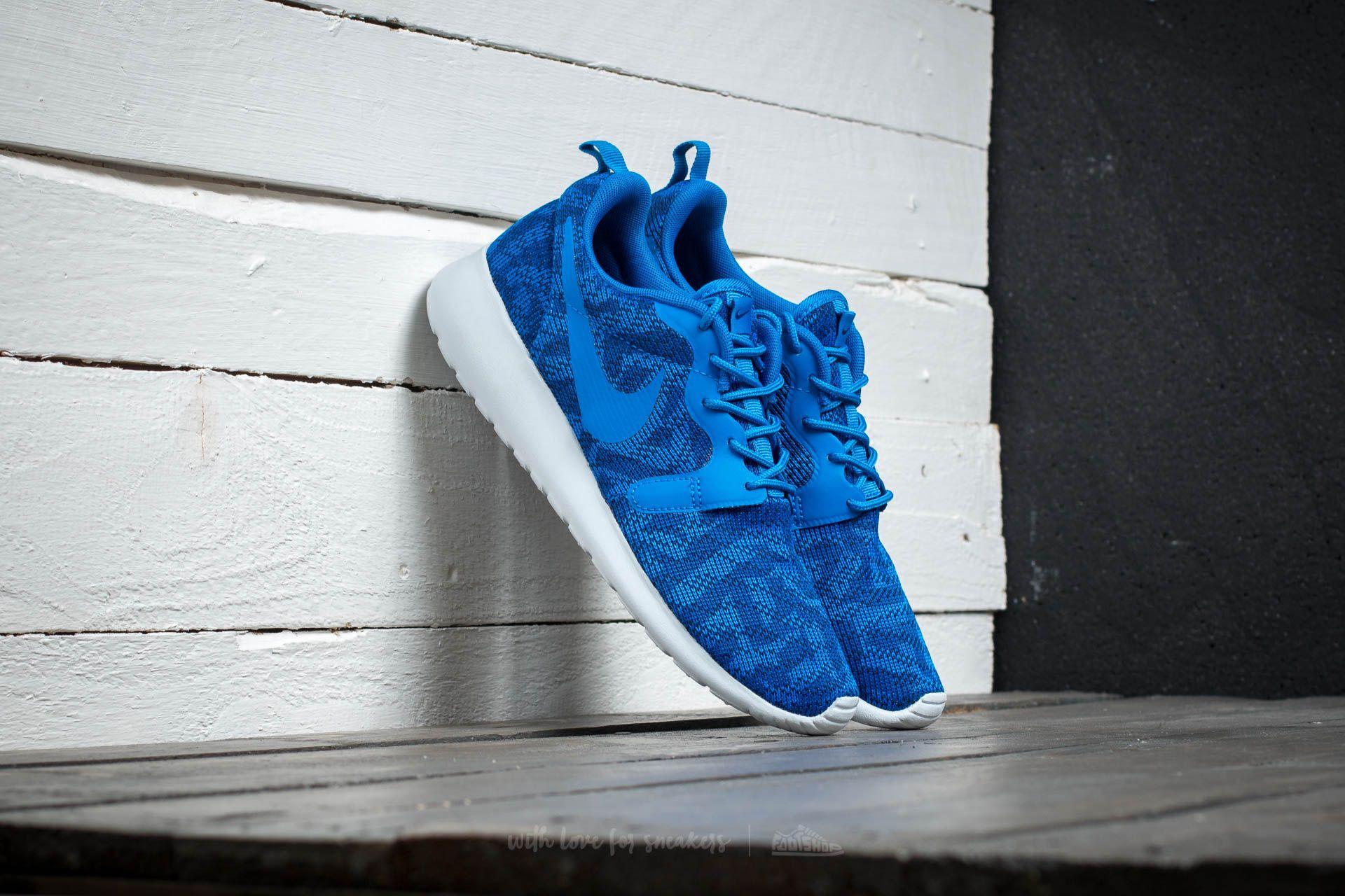 Superioridad Lirio riqueza  Women's shoes Nike Wmns Roshe One KJCRD Deep Royal Blue/ Soar- Platinum