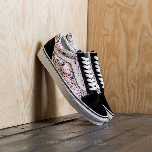 Vans x Peanuts Old Skool Smack Pearl   Footshop