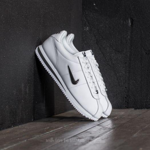 size 40 4523d 000da Nike Cortez Basic Jewel QS TZ White/ Black   Footshop