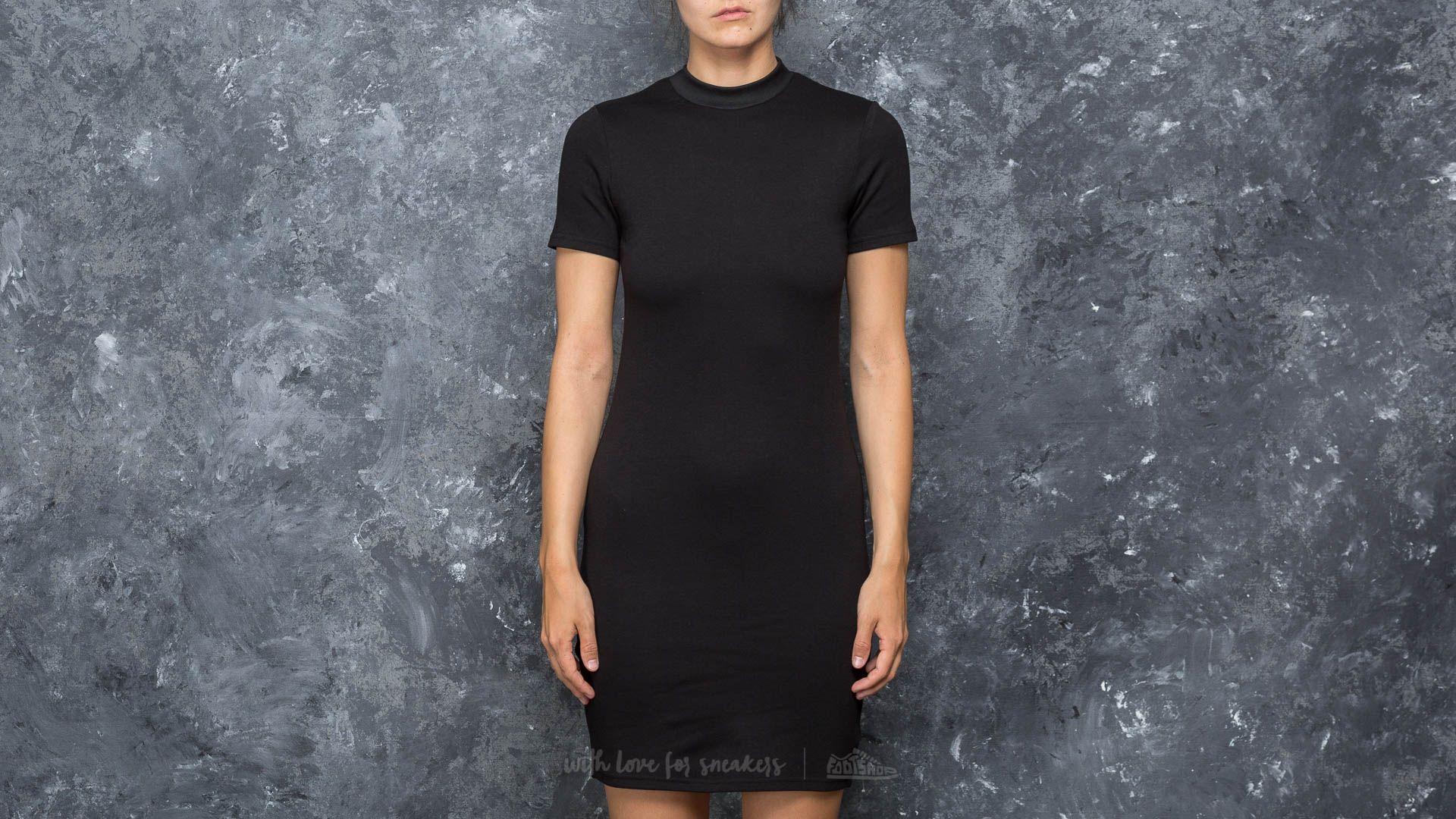 Cheap Monday Sham Dress Black za skvělou cenu 690 Kč koupíte na Footshop.cz