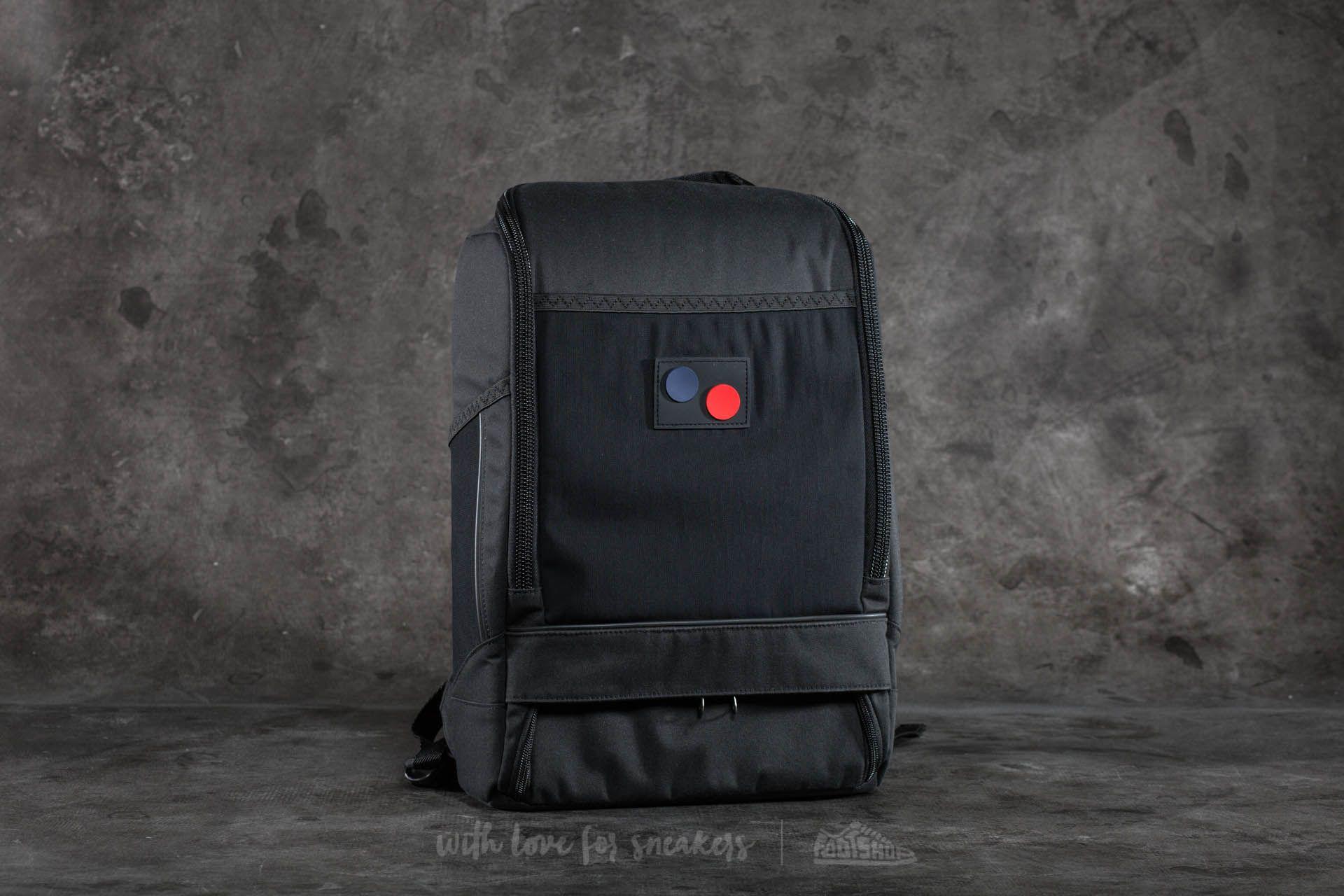 pinqponq Cubik Small Bacpack Minimal Black  8a5f82732c70f