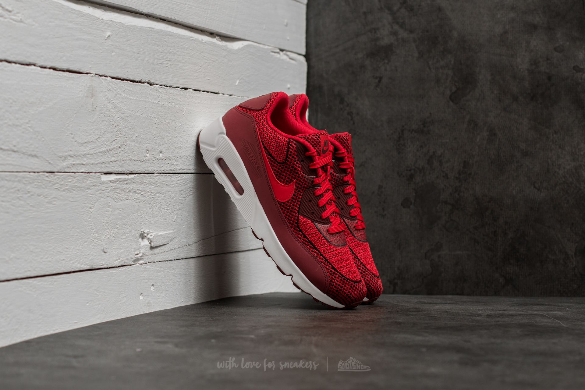 Nike Air Max 90 Ultra 2.0 JCRD BR University Red  University Red ... f2fa6971d6