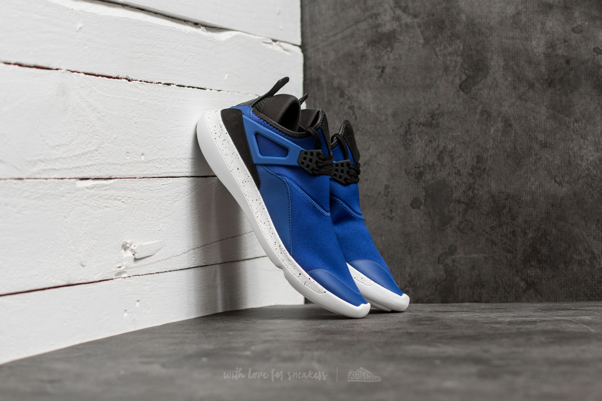 Jordan Fly ´89 Deep Royal Blue  Black-White  3aac34a80