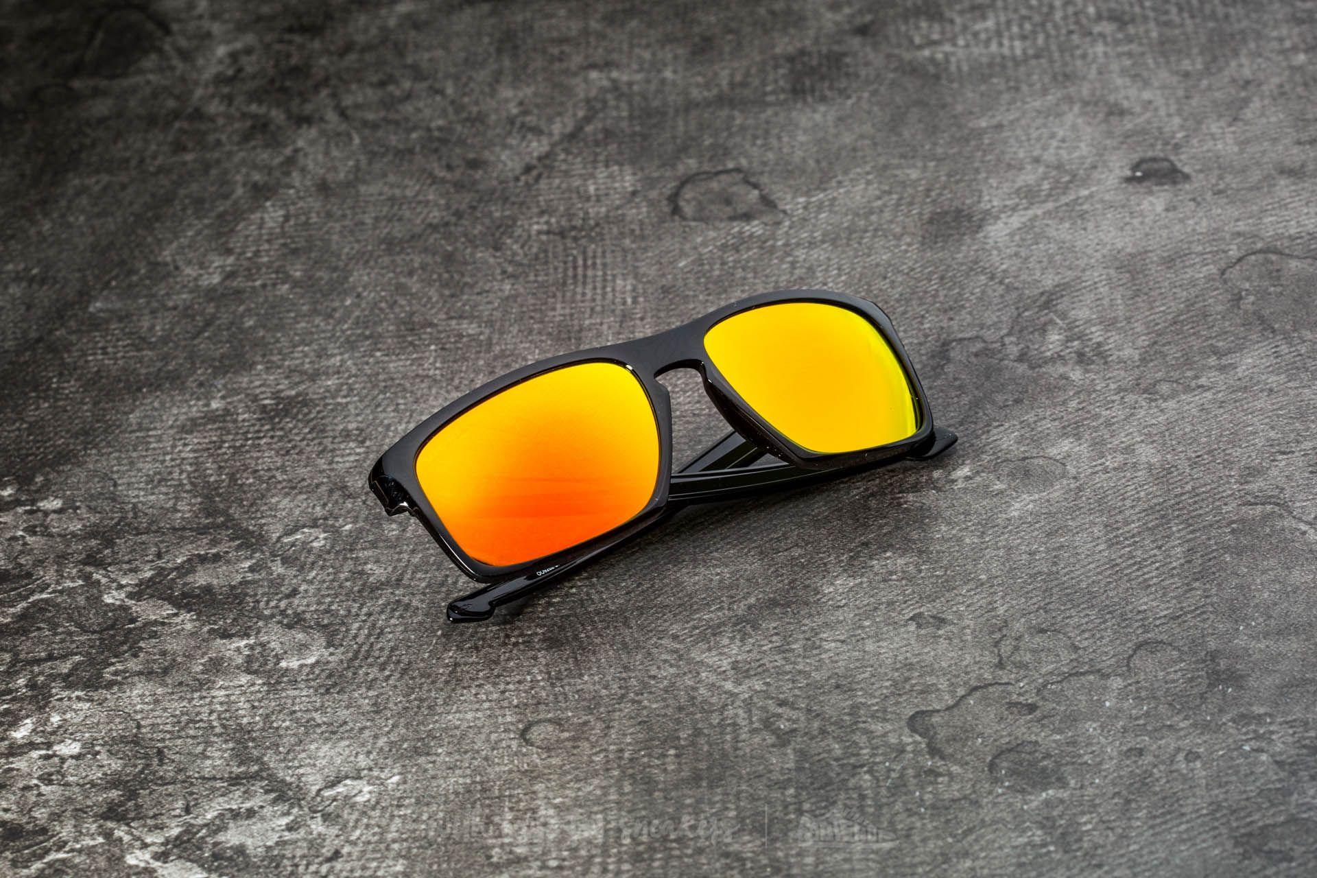 Oakley Sliver Valentino Rossi Polished Black  Fire Iridium  ab03d0d17d7