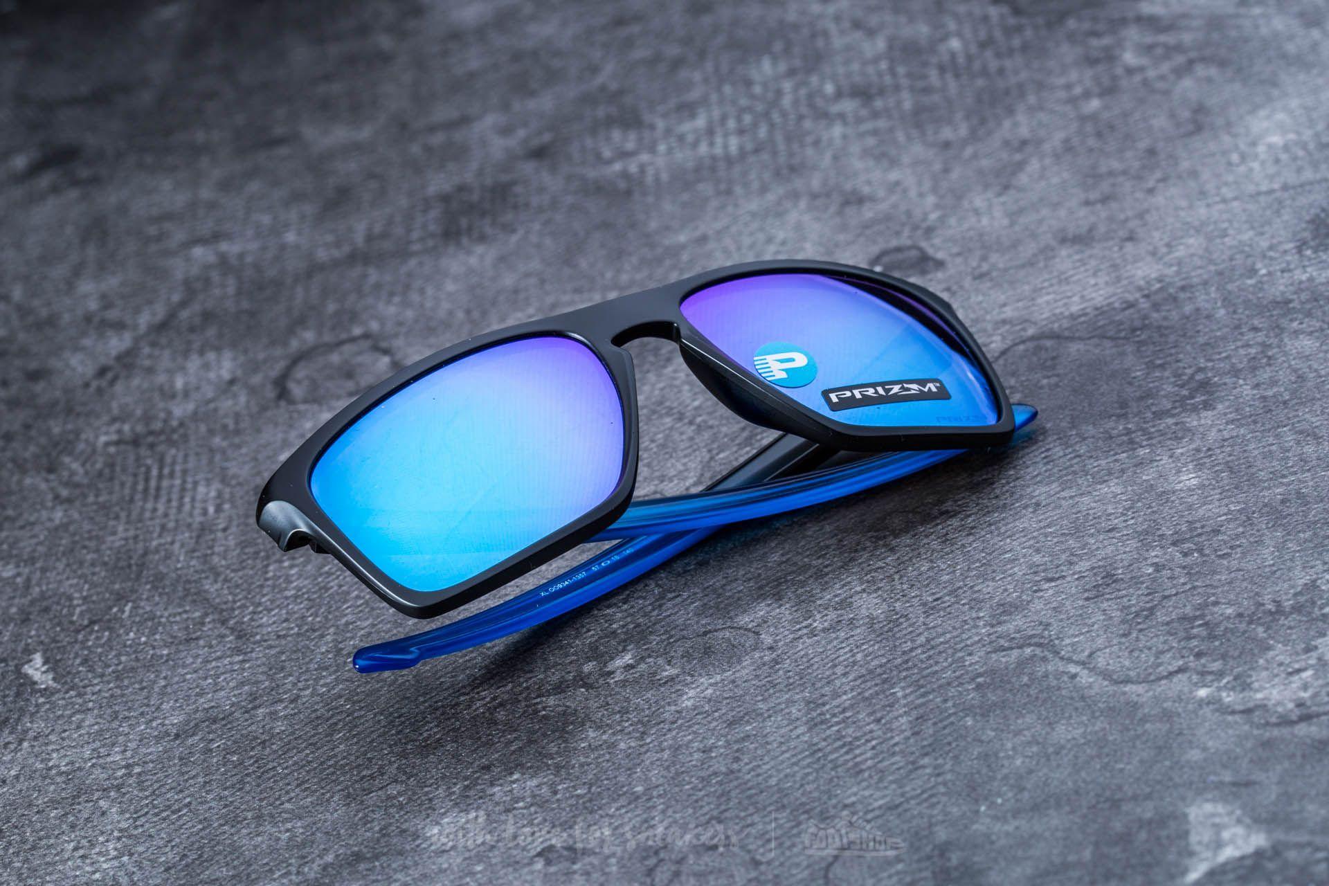 8a575d8e56a Oakley Sliver XL Sapphire Fade  Prizm Sapphire Polarized