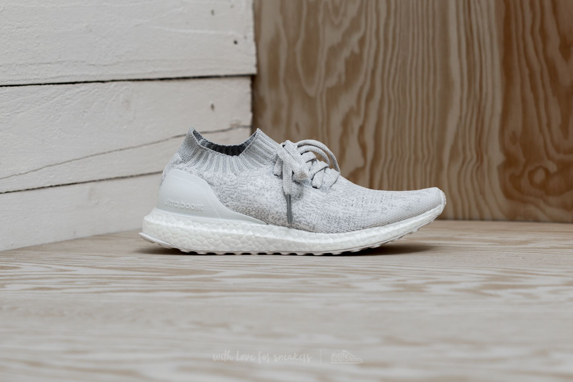 adidas UltraBoost Uncaged J Ftw White Ftw White Crystal