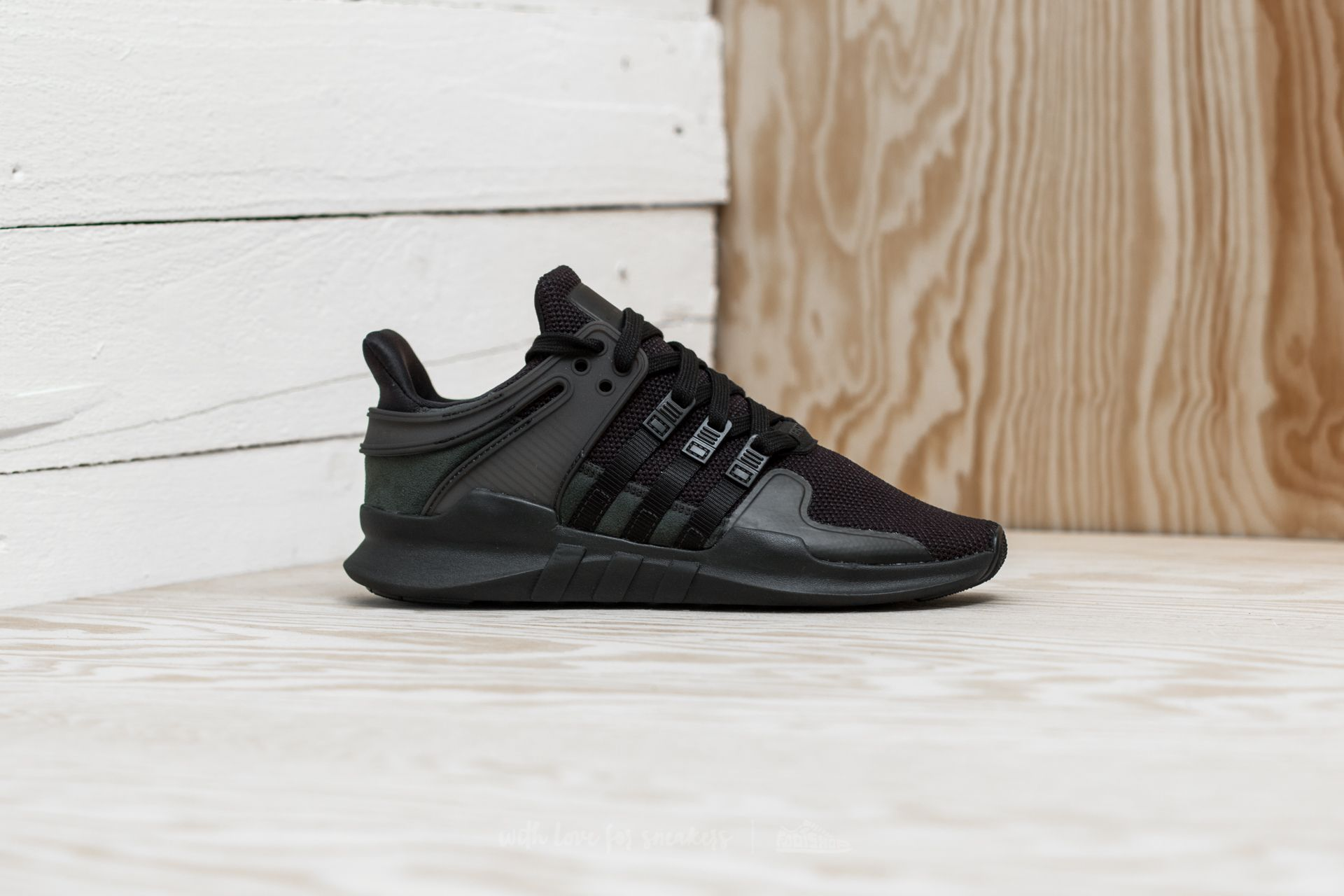 9da0f1c279a adidas EQT Support ADV W Core Black/ Core Black/ Sub Green | Footshop