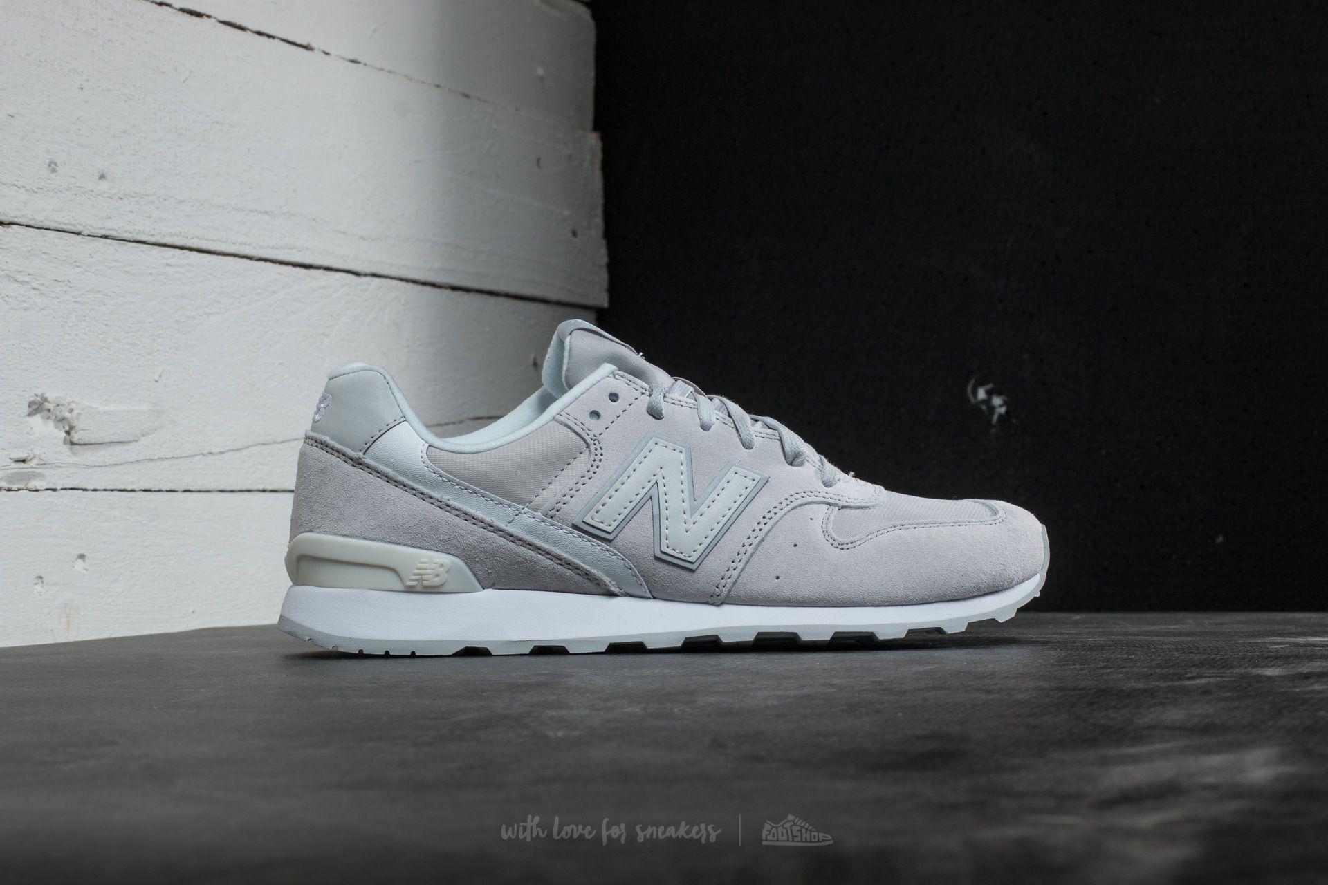 brand new e43ae 09222 New Balance 996 Grey | Footshop