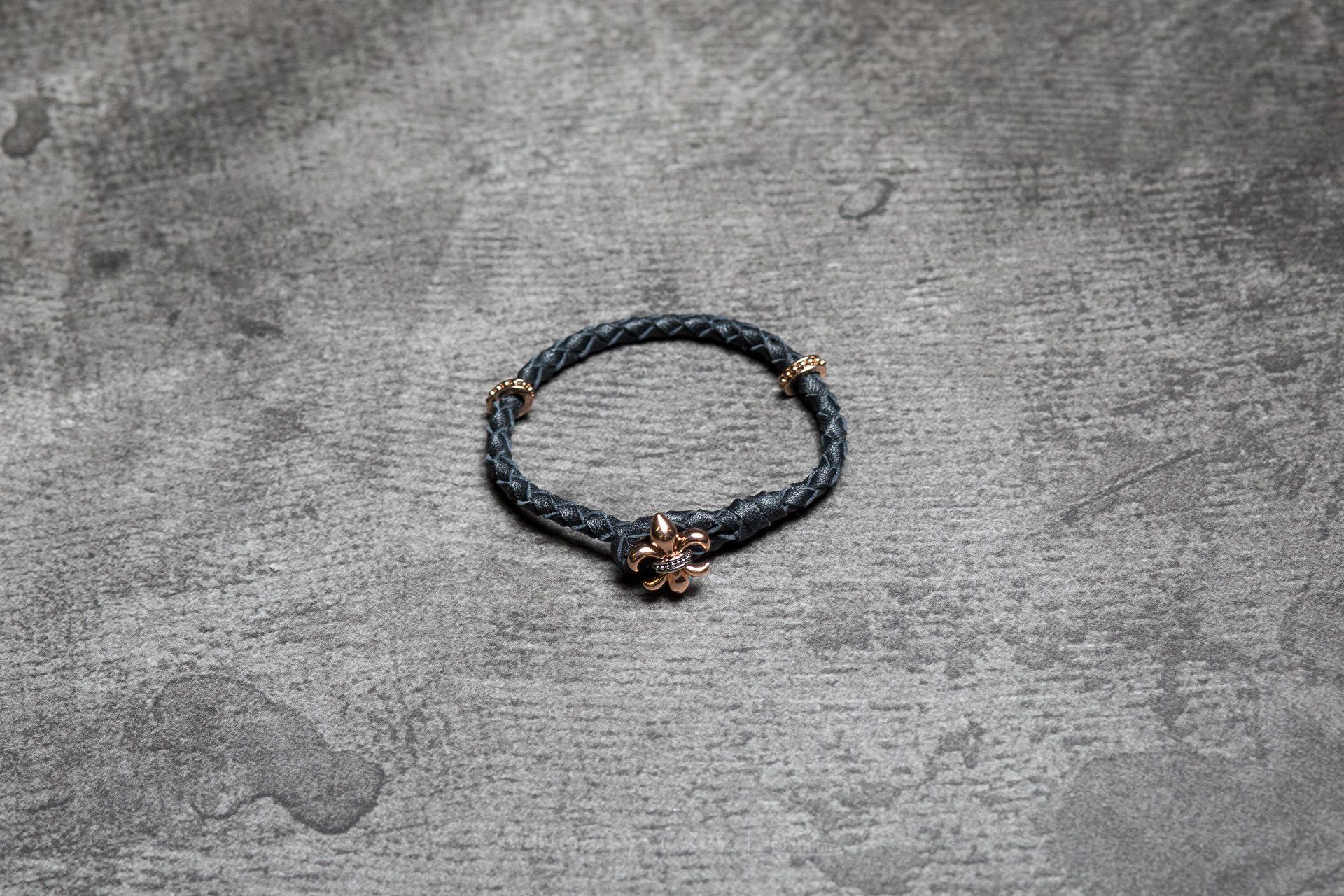 Rebel Heritage Lys Leather Bracelet