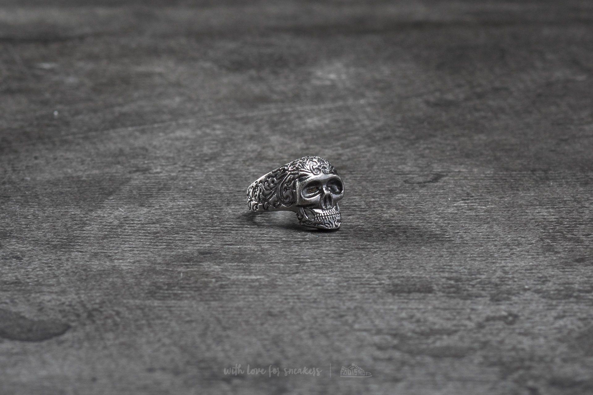 Rebel Heritage Bones Ring
