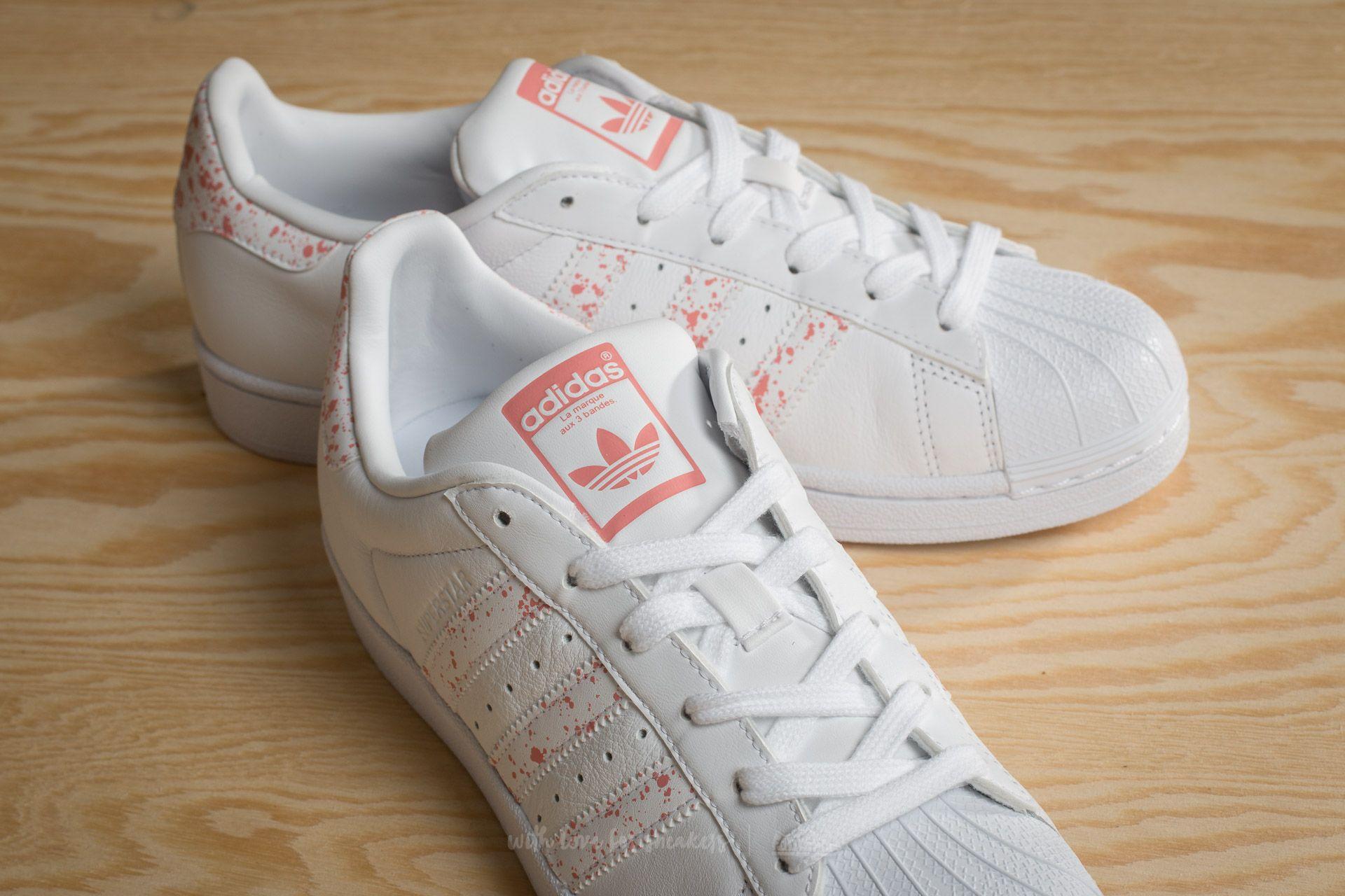 Tactile W Ftw RoseFootshop Adidas White Superstar 543RLAj