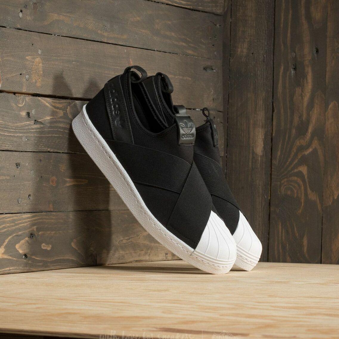 adidas Superstar Slip On Core Black EUR 46