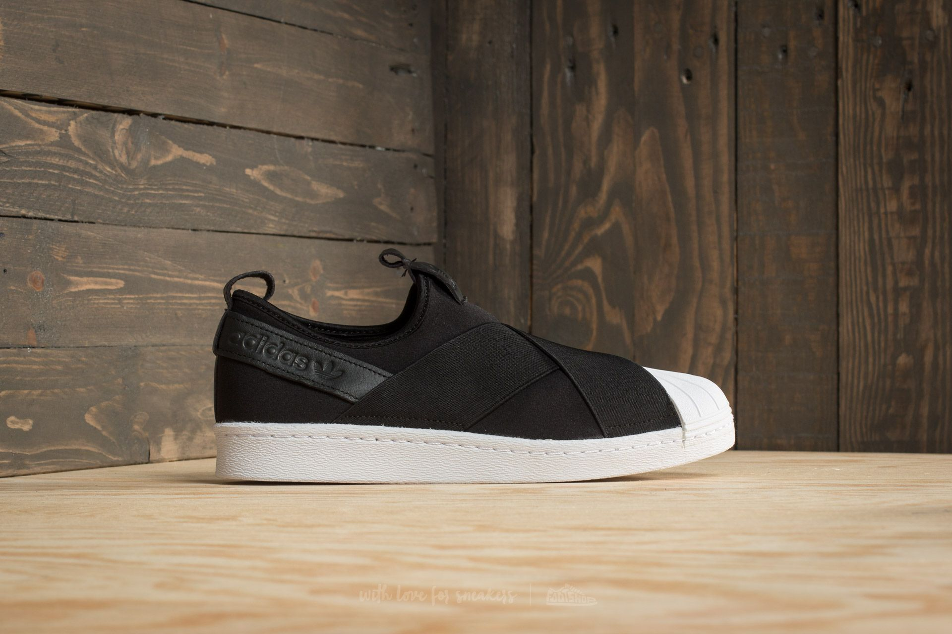 098d6eb1c2a5 adidas Superstar Slip On Core Black at a great price 90 € buy at Footshop