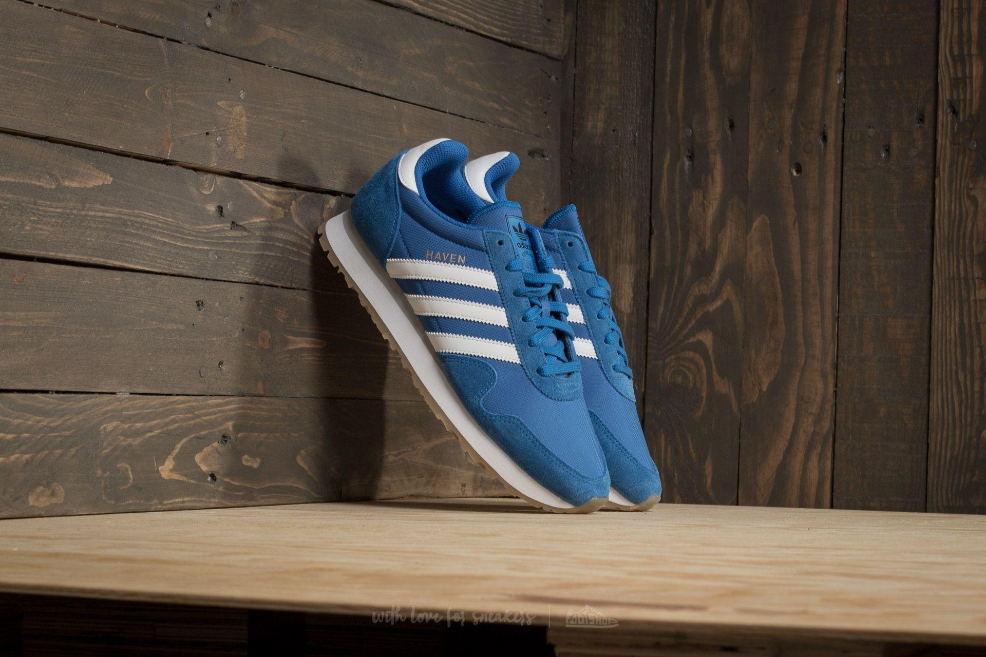 adidas Haven Blue  Footwear White  Gum  17a8c2fdb5
