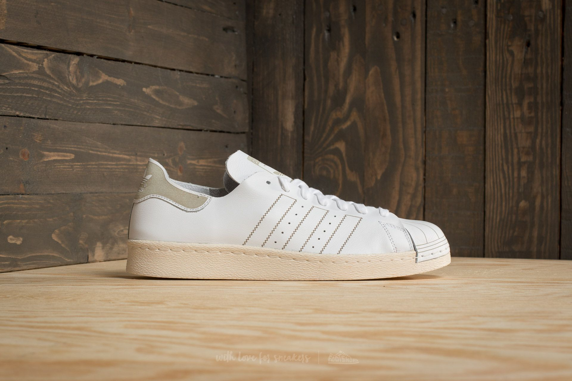 ... czech adidas superstar 80s decon ftw white ftw white vintage white at a great  price 22197 5a9bb792af2d6