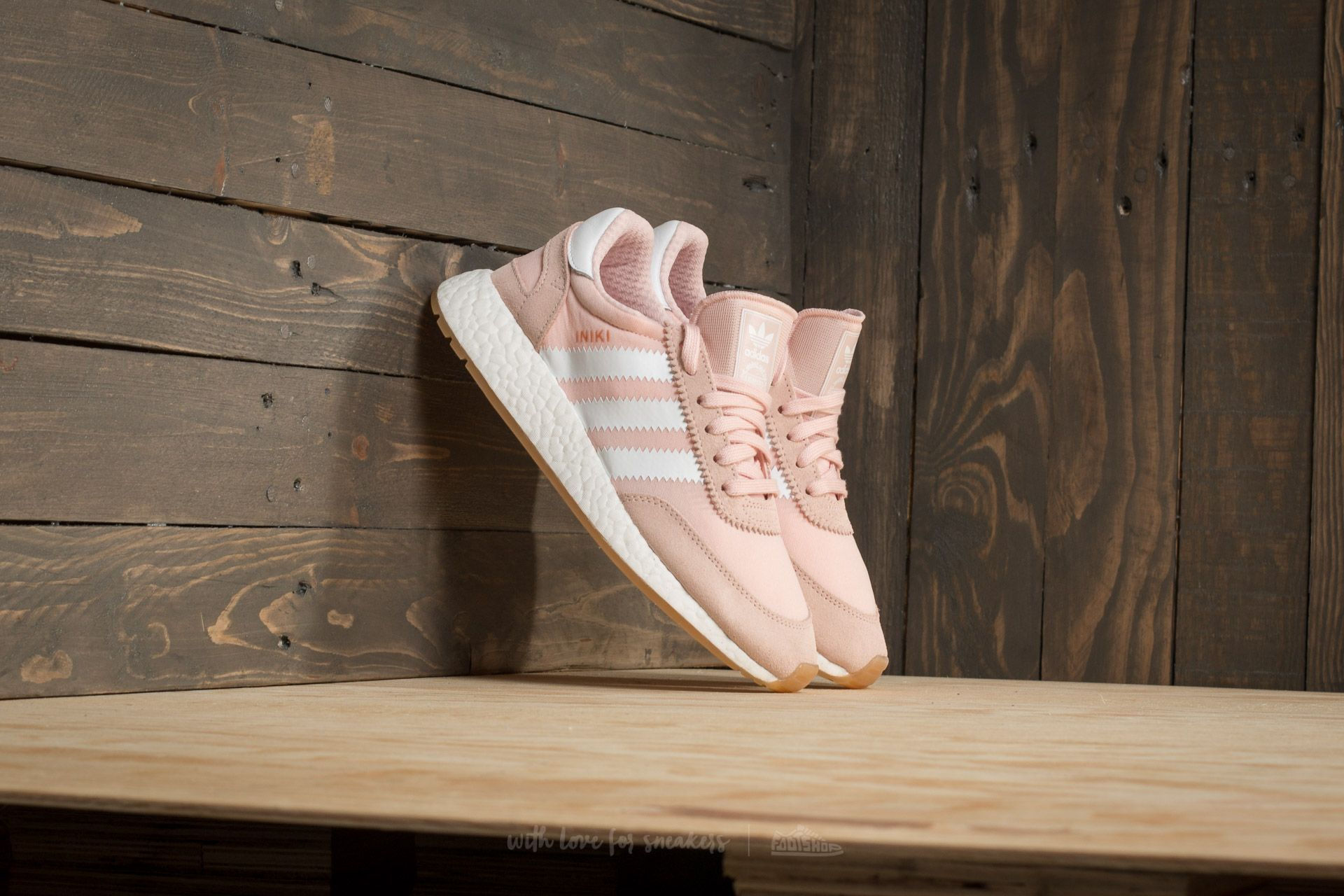 premium selection fbc6c eaa60 adidas Iniki Runner W. Icey Pink  Ftw White  Gum