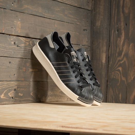 los angeles f1f92 5555c adidas Superstar 80s Decon Core Black/ Core Black/ Vintage ...