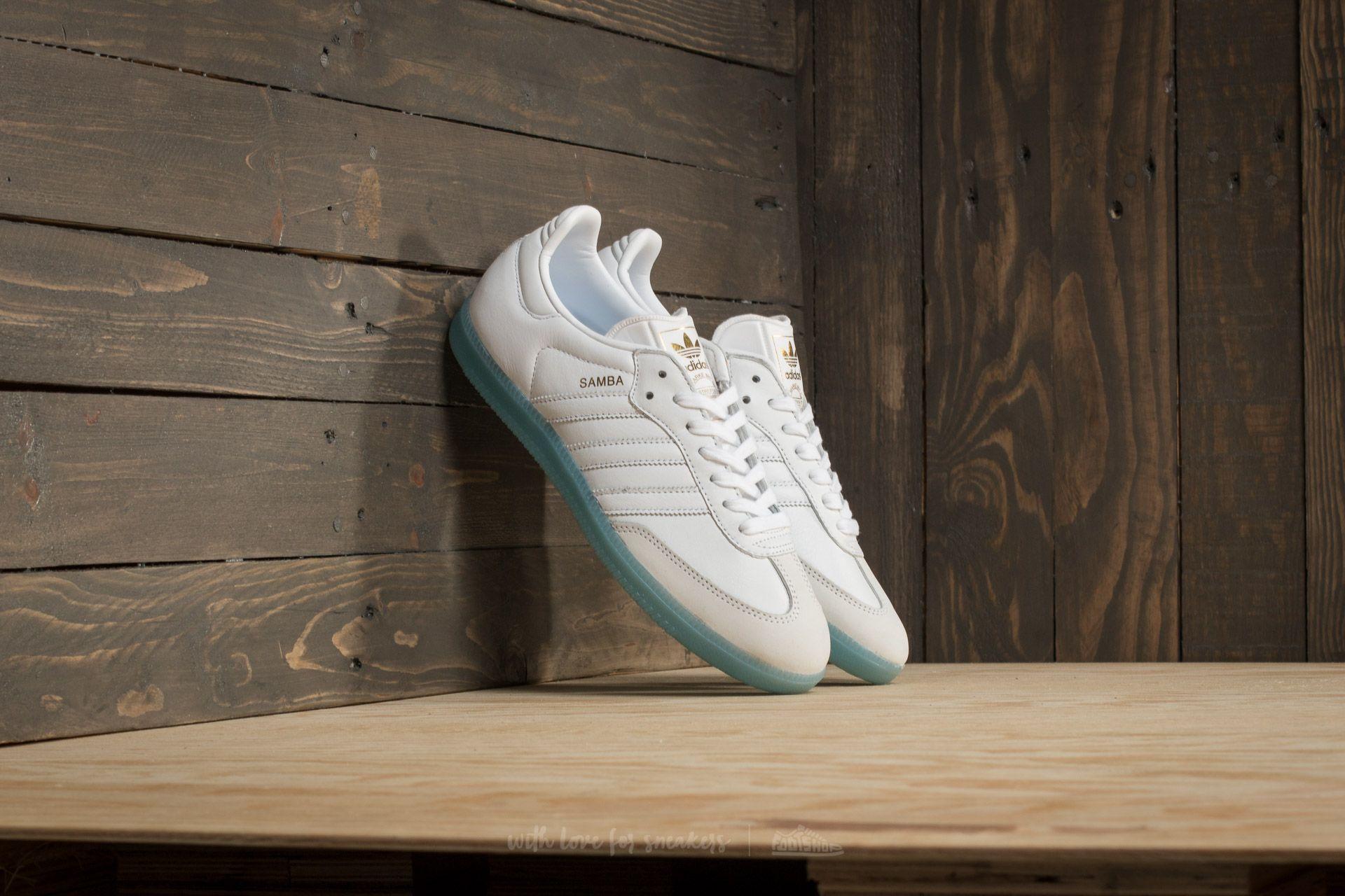 Women's shoes adidas Samba W Ftw White